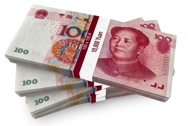 Chinese-investment-currency