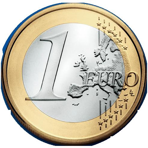 1 evro