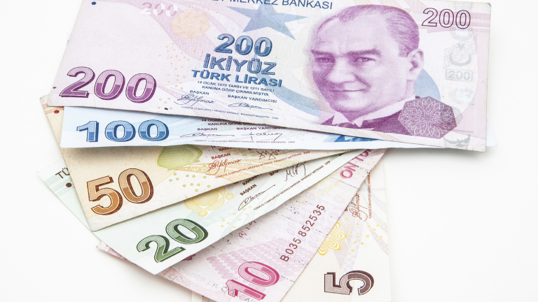 Вредноста на турската лира и денеска продолжи да паѓа