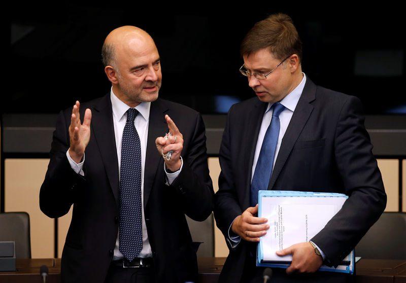 Комисијата на ЕУ го отфрли италијанскиот предлог-буџет за 2019 година