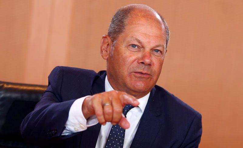 Германија сака обврзувачки договор за дигиталниот данок на ЕУ на состанокот во декември