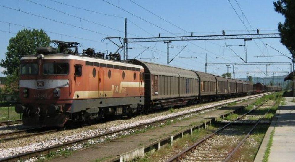 Стартуваше железничката линија Скопје-Солун