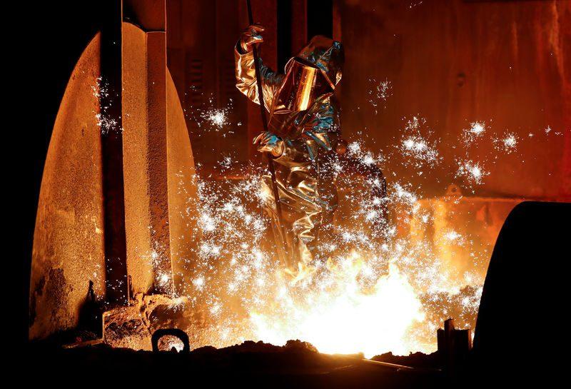 Намален бројот на работници во индустријата за 4,7%
