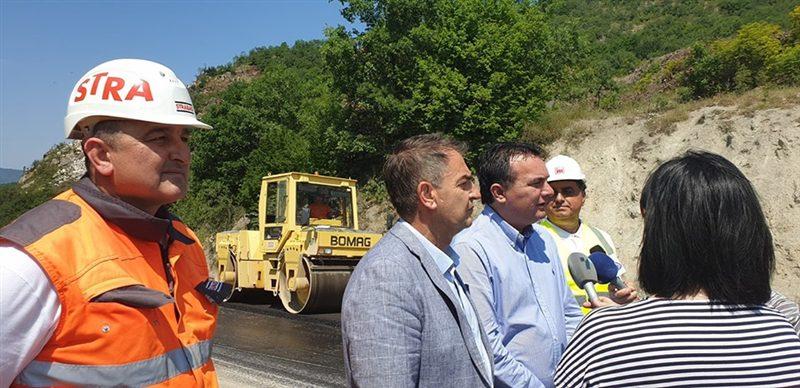 Сугарески: Преку 100 милиони евра инвестиции во патишта во Југоистокот