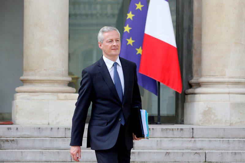 Францускиот министер за финансии Ле Мер: Libra нема да може да влезе во Европската унија