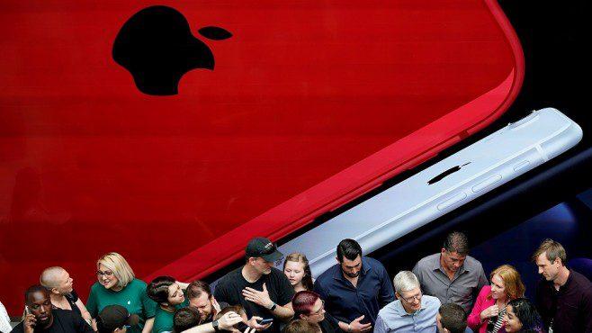 Apple е одговорен за 2,4 милиони работни места во Соединетите држави
