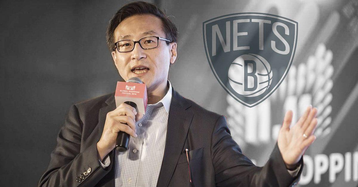 Ко-сопственикот на Алибаба го купува Brooklyn Nets за 2,1 милијарди евра