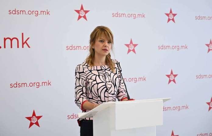 Лукаревска: Ги обезбедуваме работните места им помагаме на компаниите и на вработените