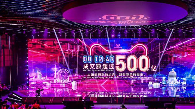 Кинезите потрошиja милијарди долари уште во првите часови на Денот на самците