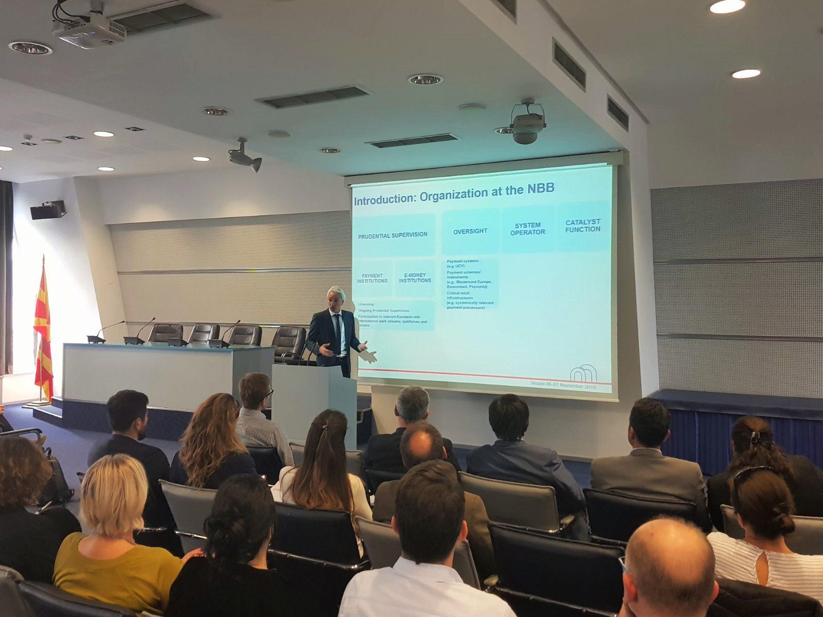 Работилница во Народната банка: Како најсоодветно да се поддржи развојот на иновативен финтек екосистем?