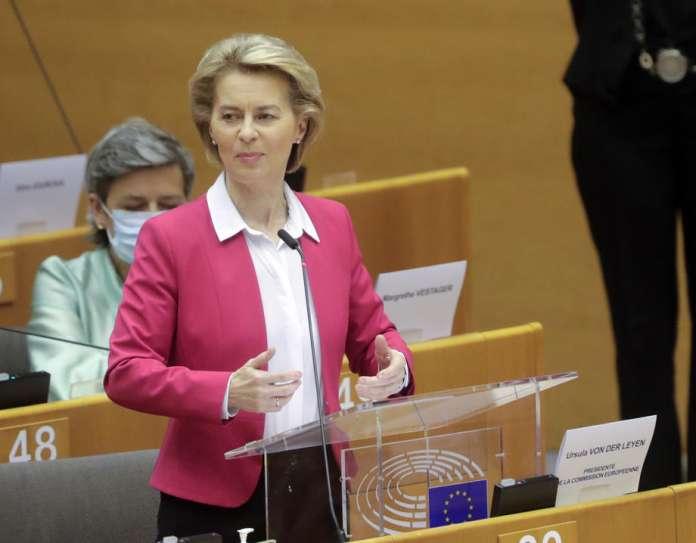 Европската комисија предлага 1.850 милијарди евра за заздравување на економиите