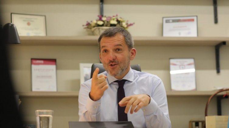 Деспотовски најави влез на нови компании во индустриските зони и зголемување на платите во ТИРЗ