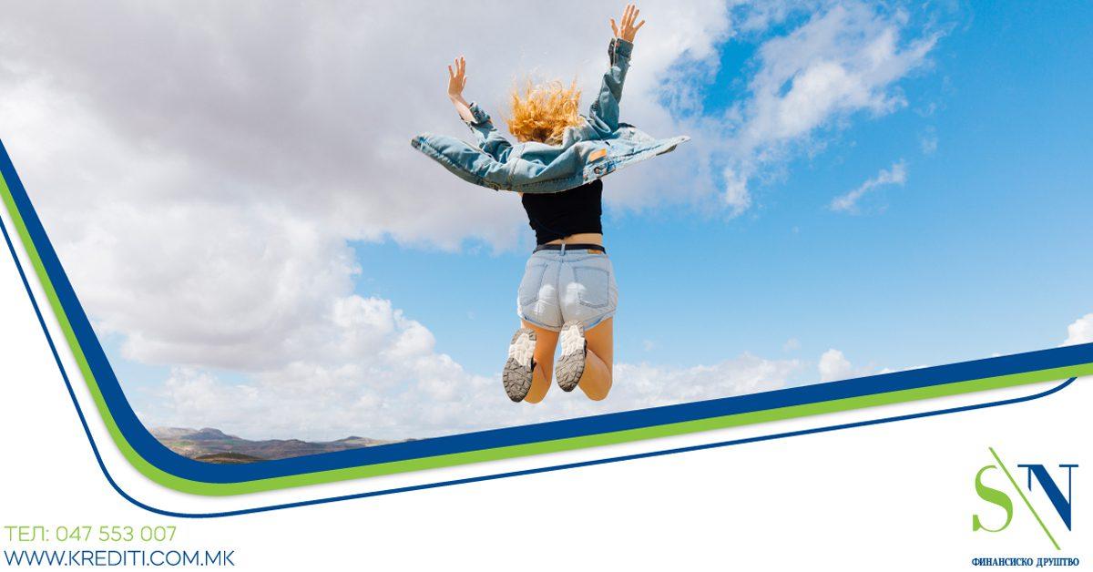 БанкоМетар.мк препорачува: СН Кредити – за секоја твоја желба!
