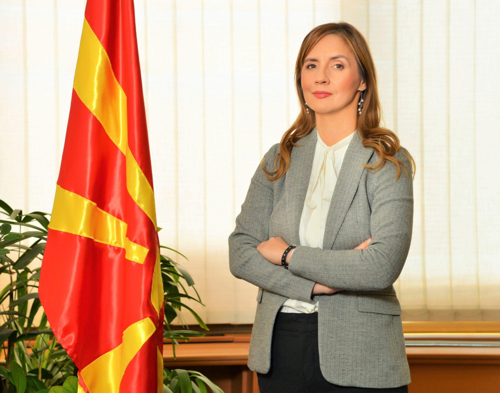 Ангеловска-Бежоска: За побрз раст на малите економии се неопходни поголем извоз и продлабочување на интеграцијата во меѓународната економија