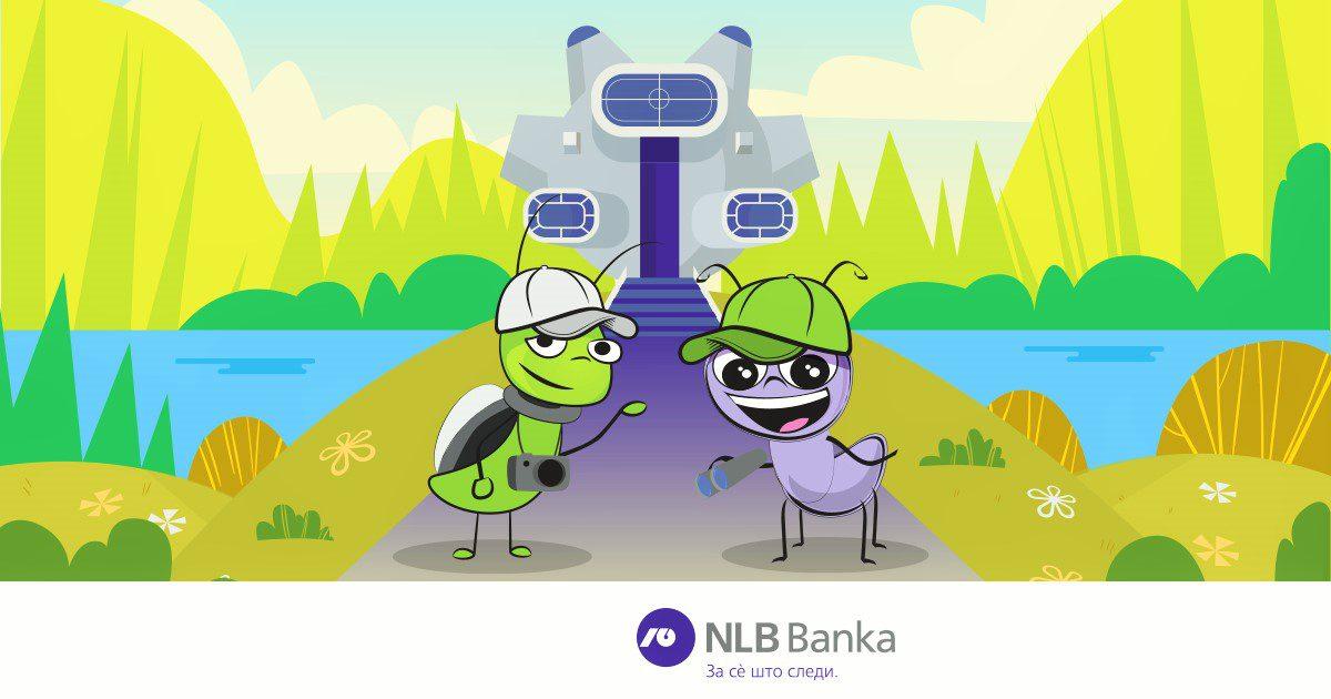 НЛБ Банка ги повикува децата да цртаат за убавините на нашата земја по повод Месецот на штедење