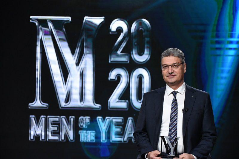 Билал Суџибаши избран за Маж странец на годината во Македонија за 2020 година