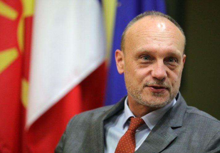 Бомгартнер: Франција ќе го поддржи проектот за заеднички регионален пазар на Западен Балкан