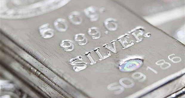 Цената на среброто скокна за 70 % оваа година