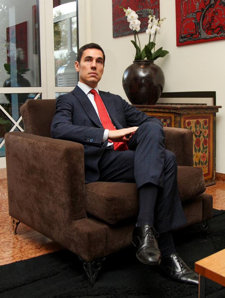 Алесандро Брагонѕи е нов шеф на претставништвото за Западен Балкан на Европската инвестициска банка