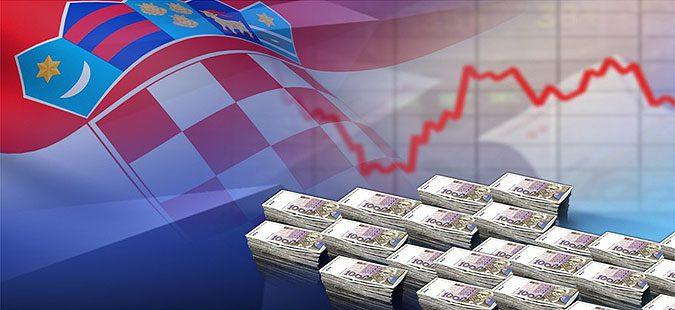 Вкупната нето добивка на хрватските банки во 2020 година е преполовена