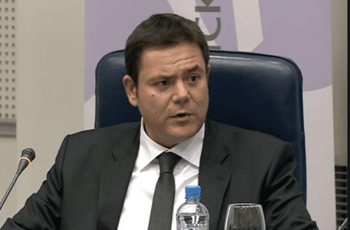 Антонио Аргир реизбран за потпретседател на Стопанската комора на Северна Македонија