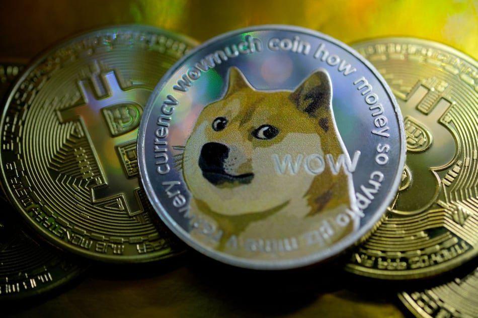 """Dogecoin се """"вивна"""" за 40 %, благодарение на Маск и Coinbase"""