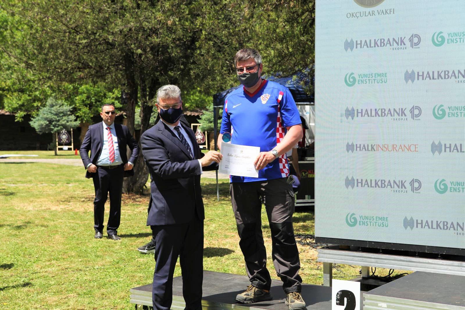 Одржан Меѓународен балкански турнир во стрелаштво со учество на над 100 спортисти од 7 балкански земји