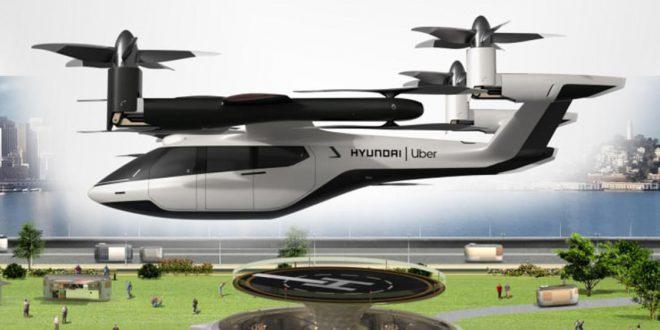 Hyundai најавува летечко такси до 2025 година