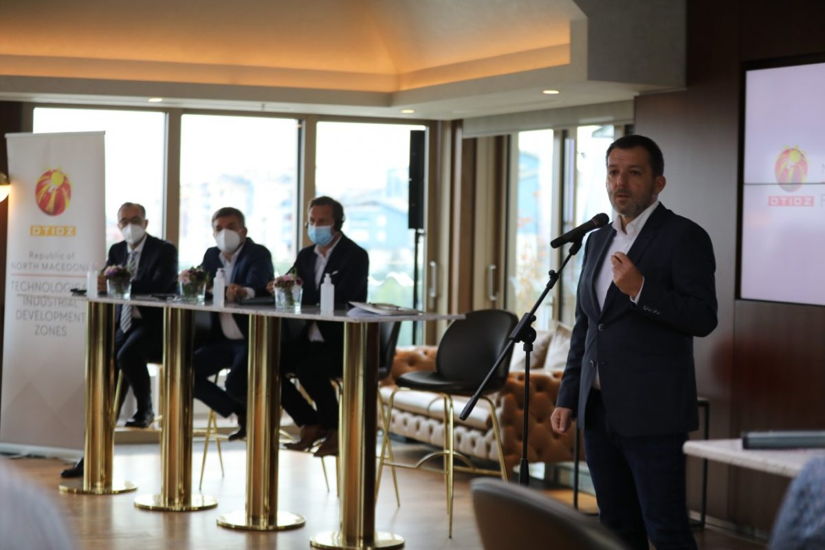 Деспотовски: Со јасни правила на игра ќе поттикнеме нови инвестиции