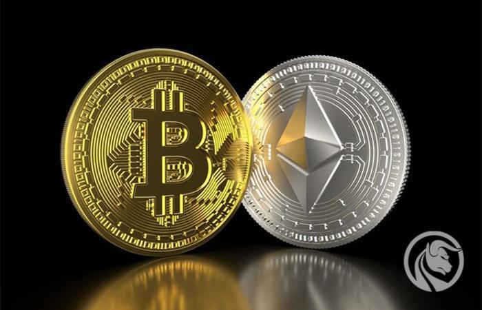 Етериумот го надмина биткоинот во однос на растот на обемот на тргување